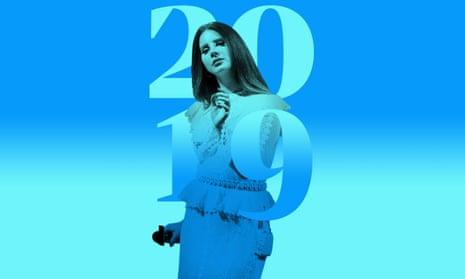 Albums of 2019. No 1 - Lana Del Rey