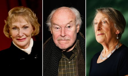 Siân Phillips, Timothy West and Janet Henfrey … all three have recently undertaken some of their most challenging roles.