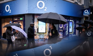 Proving to O2 that you own an account can be tricky.