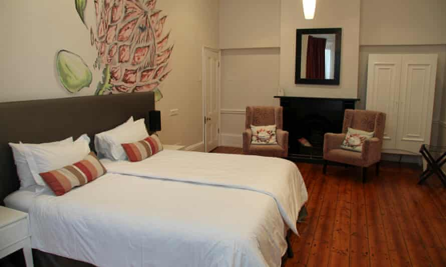Nine Flowers Guesthouse, Cape Town, South Africa