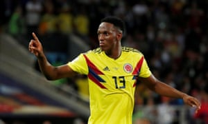Evertons yerry mina and gomes out for three more weeks says marco yerry mina here in the world cup with colombia has not made his everton stopboris Choice Image