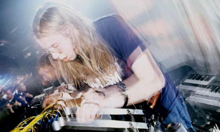 Demonically heaving harmonium riffs … Chemical Brothers.