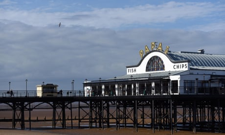 Cleethorpes turns on the Tories: 'They're like Eton schoolboys'