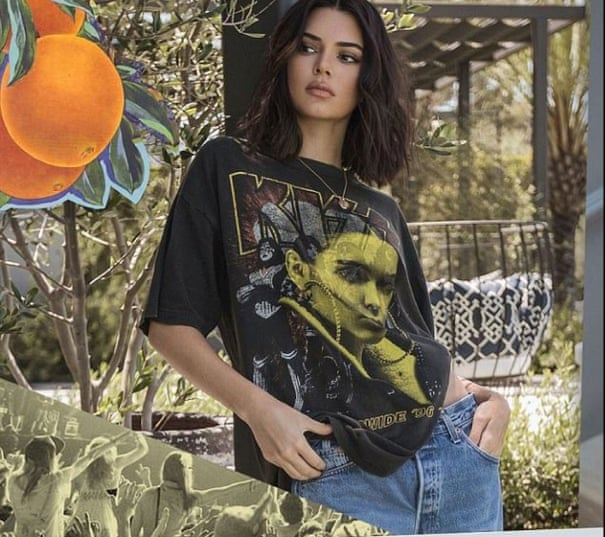 6872dd1e8847 Not heard Nirvana? Nevermind … How fashion co-opted the band T-shirt |  Fashion | The Guardian