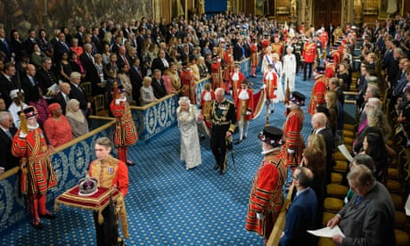 This sham of a Queen's speech could prove the end for Boris Johnson