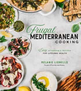Frugal Mediterranean Cooking - Book Cover