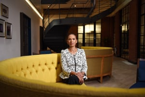 Gina Miller at Michelin House by Christian Sinibaldi