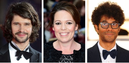 Ben Whishaw, Olivia Colman and Richard Ayoade are also tipped as possibilities.