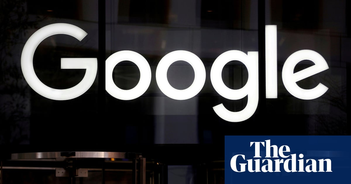 US justice department sues Google over accusation of illegal monopoly
