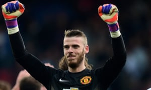 David de Gea: 'I'm looking forward to putting a difficult summer behind me.'