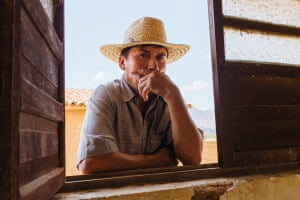 Carmelo Agreda, 48, lives with his extended family in the village of Tipa Tipa in Bolivia's Mizque province