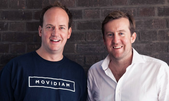 Interview with :   George Olver and Alex Vero, Founders of Movidiam