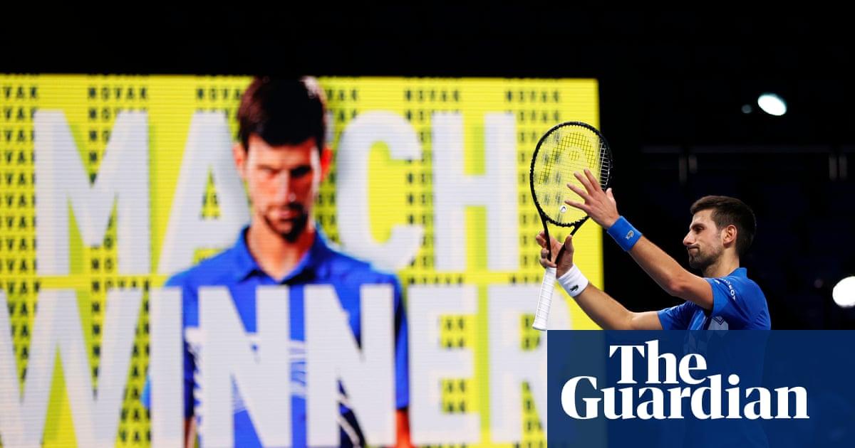 Novak Djokovic makes winning start to strange ATP World Tour Finals