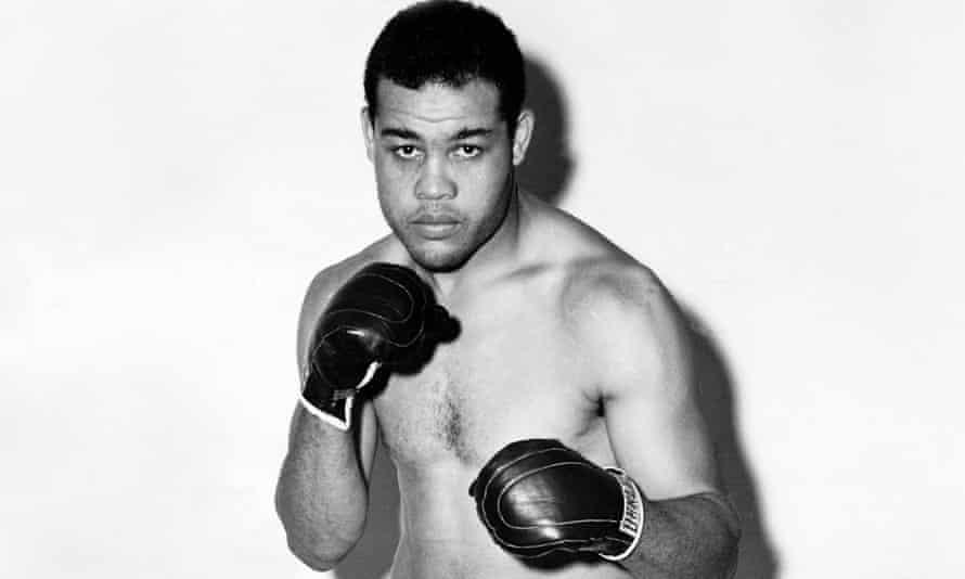 Joe Louis, heavyweight champion of the world, July 1945.