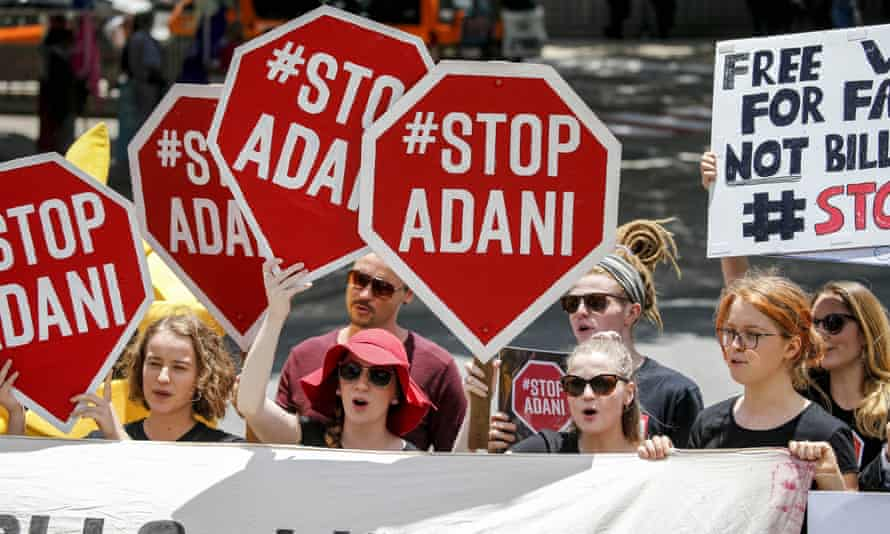 Tony Burke says there are 'deep problems with the way the Liberal government has handled environmental approvals' for the Adani coalmine