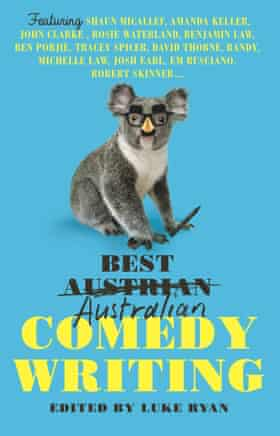 Best Australian Comedy Writing cover