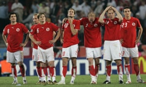 Switzerland failed to score in 120 minutes of action against Ukraine – and in their penalty shootout.