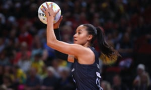 Maria Tutaia is one of three Silver Ferns to make this year's top 10.