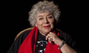 Miriam Margolyes: 'I'm not over … there's a feisty hunger in me.'