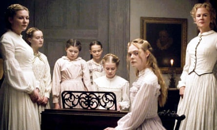 The Beguiled is female-centric but also sympathetic to the male lead.