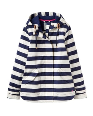 Coast printed waterproof jacket, £89.95, Joules