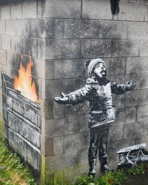 Port Talbot Banksy