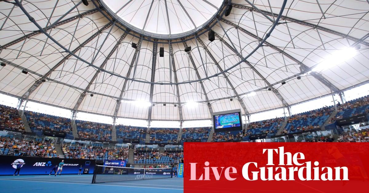 ATP Cup quarter-final: Australia v Great Britain –live!
