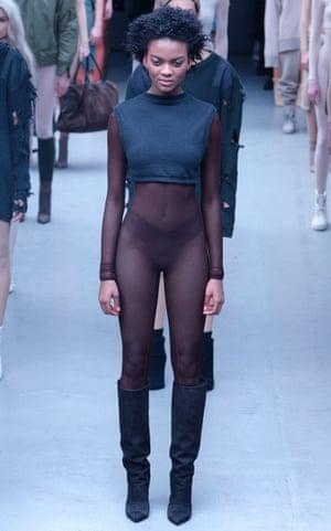 Kanye West x Adidas Originals Yeezy Season 1 Fall 2015 RTW, New York