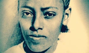 Aida Edemariam's book tells the story of the life of her grandmother, pictured in the late 1930s.