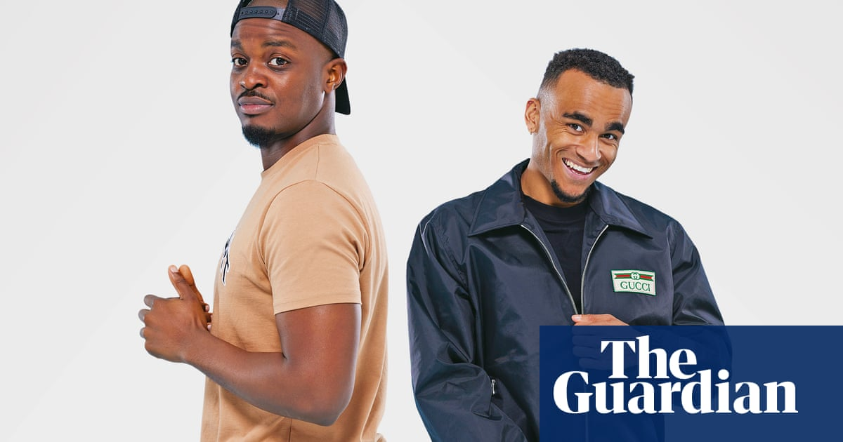 George the Poet meets Munya Chawawa: 'Poetry isn't perceived as being masculine'