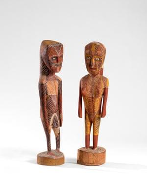 Purrukuparli and Bima (1959) by Cardo Kerinauia Tiyantingalayang