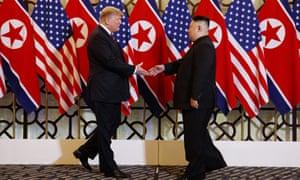 Donald Trump,Kim Jong UnU.S. President Donald Trump meets North Korean leader Kim Jong Un
