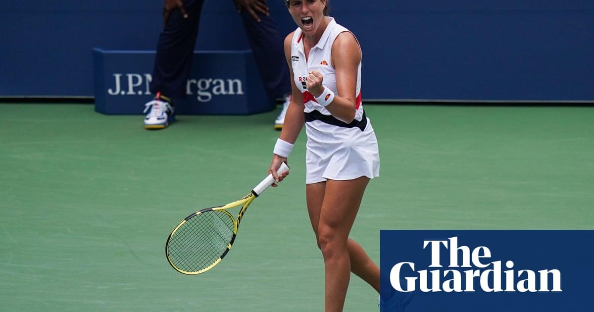 Johanna Konta has eyes on US Open final after beating Karolina Pliskova