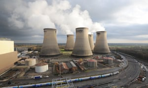 Drax in north Yorkshire – Britain's biggest power station