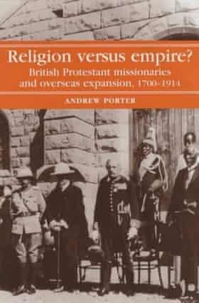 Religion Versus Empire? by Andrew Porter