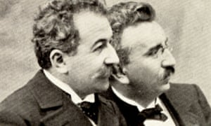 August (left) and Louis (right) Lumière.