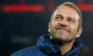 Hansi Flick will stay as Bayern Munich head coach 'until further notice' after winning his first two games.