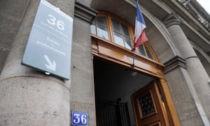 DNA testing of 100 men will begin this week at Paris's police HQ.