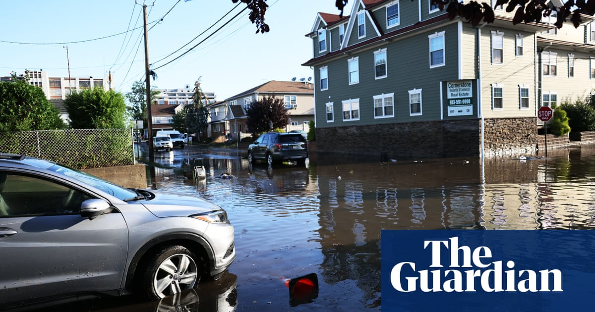 At least 18 people killed in US north-east amid sudden heavy rains and flooding
