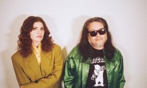 Bethany Cosentino and Bobb Bruno.