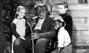 Song of the South, Disney's 1946 live-action/animation hybrid, won't be appearing on the company's new streaming app.