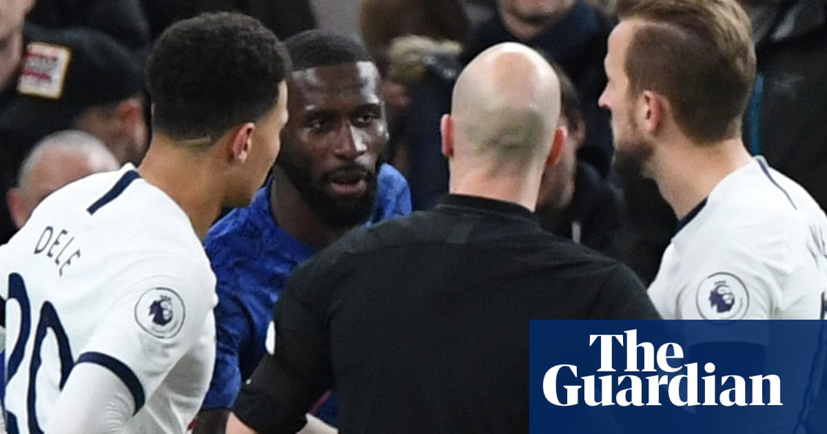 'We need to be strong against racists': Vertonghen condemns abuse of Rüdiger