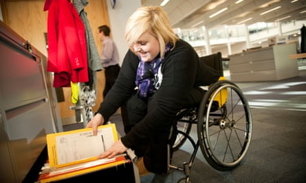 There are a range of barriers for disabled people trying to join the workforce.