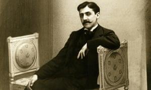 Marcel Proust in 1896.