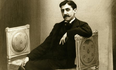 Mysterious no more … Marcel Proust, photographed in the late 1890s.