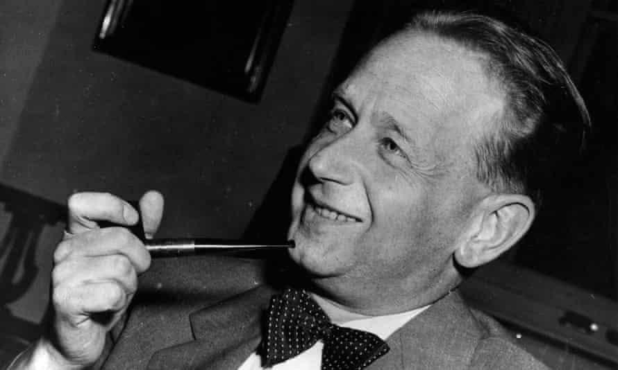 Dag Hammarskjöld, photographed in 1953.