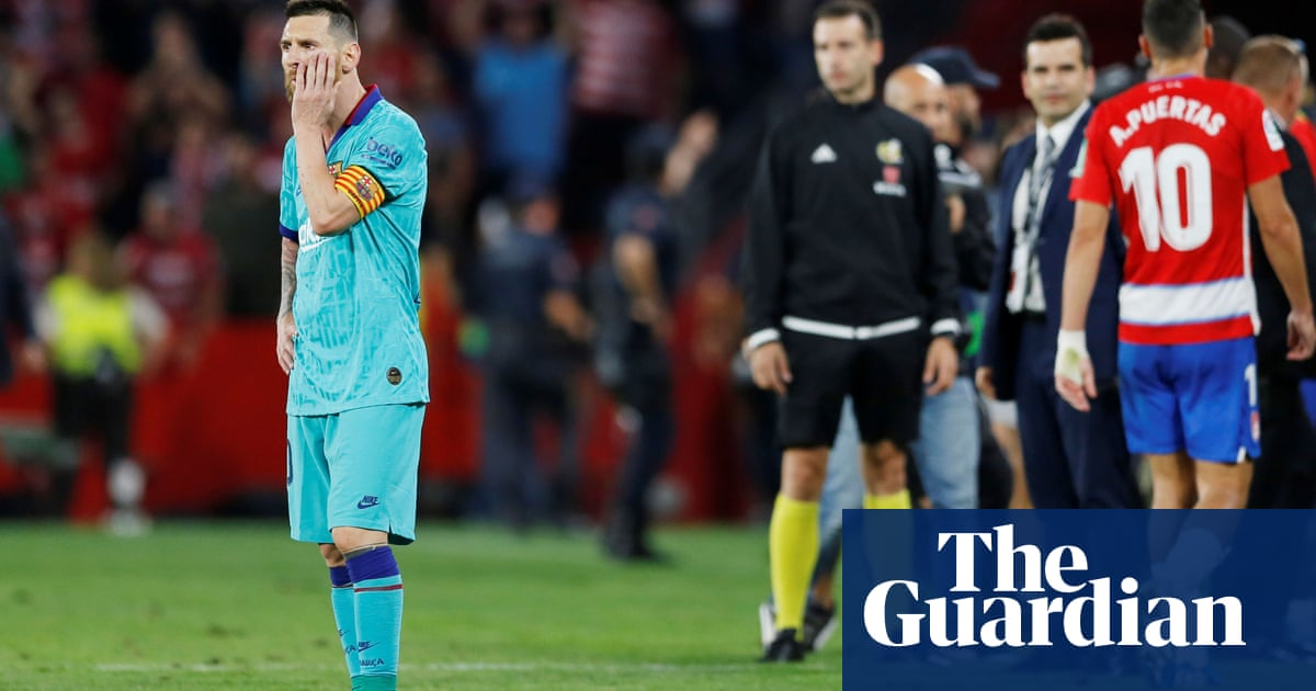 Barcelona trapped in a recurring nightmare that began at Anfield | Sid Lowe