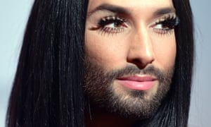'If my ovaries-and-testosterone combo makes you so uncomfortable, go check out Conchita Wurst.'