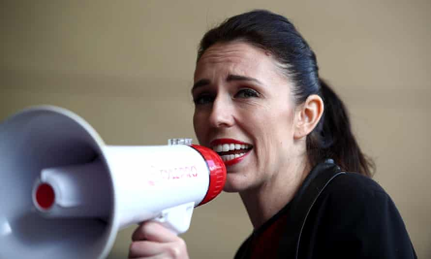Jacinda Ardern: 'This is about everybody being able to make their own decision.'