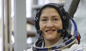 US astronaut Christina Koch will carry out the first all-female spacewalk together with Anne McClain.